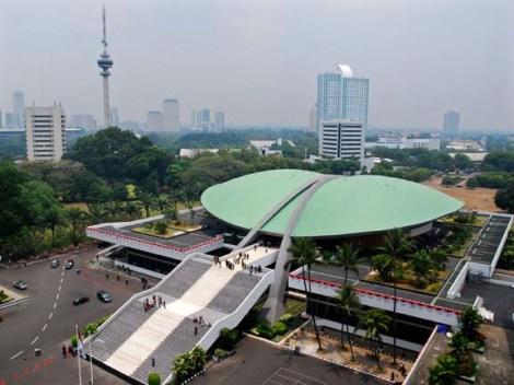 Regressive Indonesian NGO law